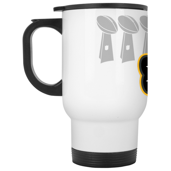 Dmr official sb XP8400W White Travel Mug