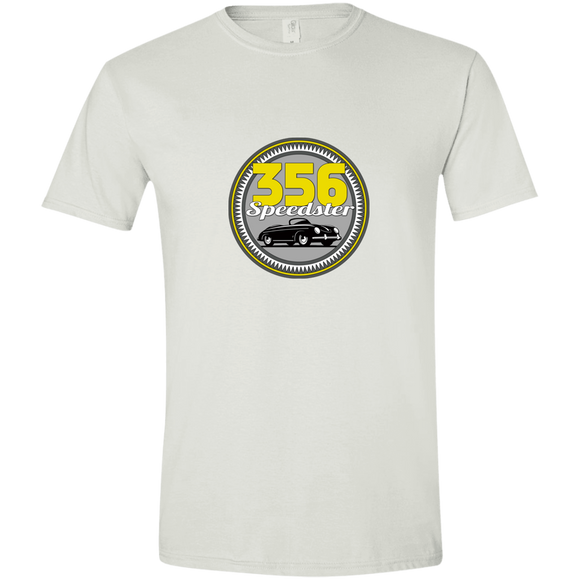 356 speedster badge G640 Gildan Softstyle T-Shirt