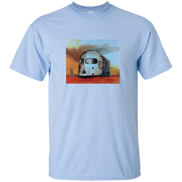 vintage airstrean boat tail G200 Gildan Ultra Cotton T-Shirt