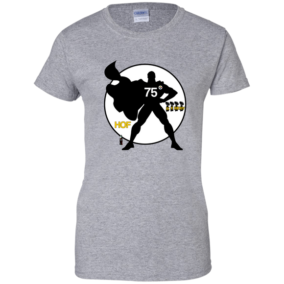Legendary 75 Legendary 88 Ladies' 100% Cotton T-Shirt