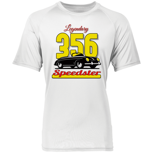 356 speedster v2 2790 Augusta Raglan Sleeve Wicking Shirt