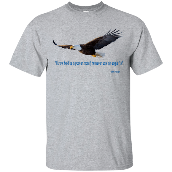 Eagle fly G200 Gildan Ultra Cotton T-Shirt