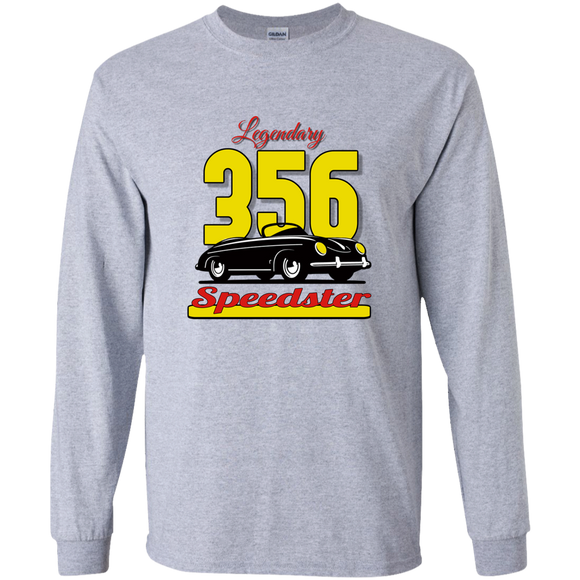 356 speedster v2 G240 Gildan LS Ultra Cotton T-Shirt