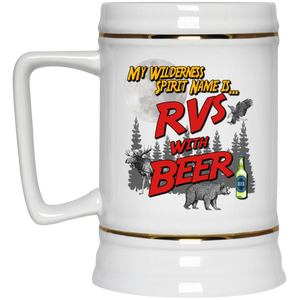 RVs with Beer 2500x3000 22217 Beer Stein 22oz.