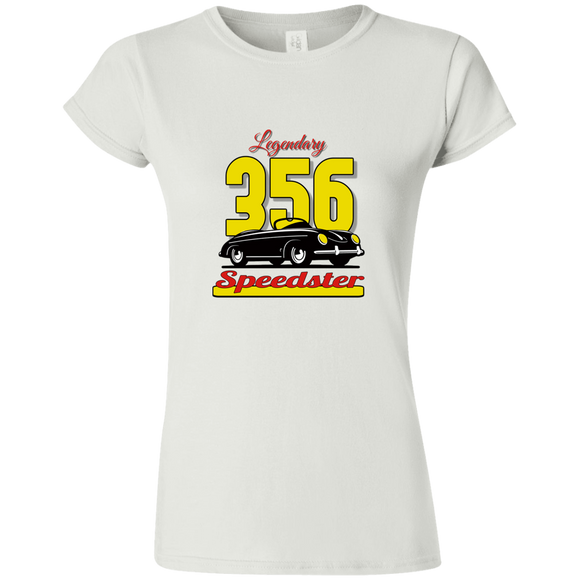 356 speedster v2 G640L Gildan Softstyle Ladies' T-Shirt