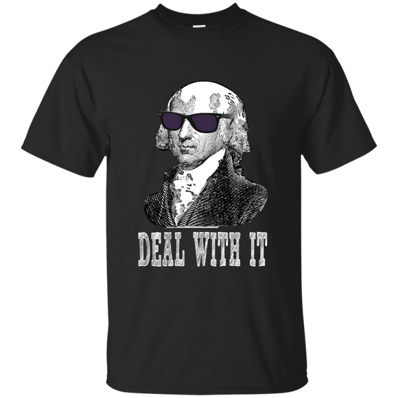 Madison Deal With It 2 G200 Gildan Ultra Cotton T-Shirt