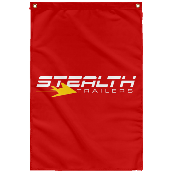 stealth logo cropped SUBWF Sublimated Wall Flag