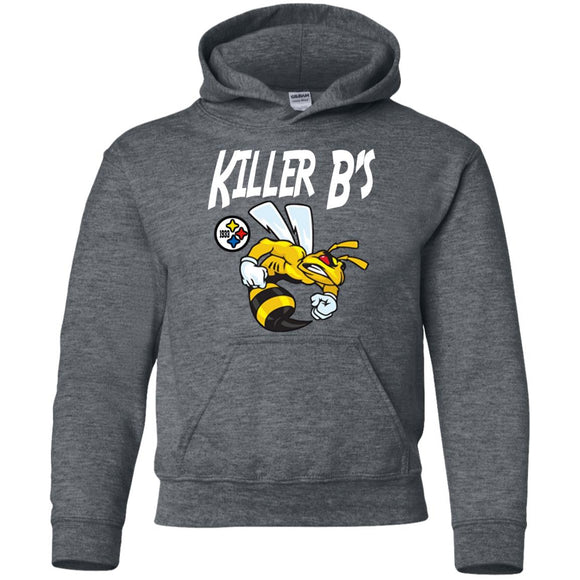 Killer B design G185B Gildan Youth Pullover Hoodie