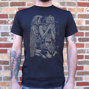 Mens The Angel Weeping Assassin T-Shirt