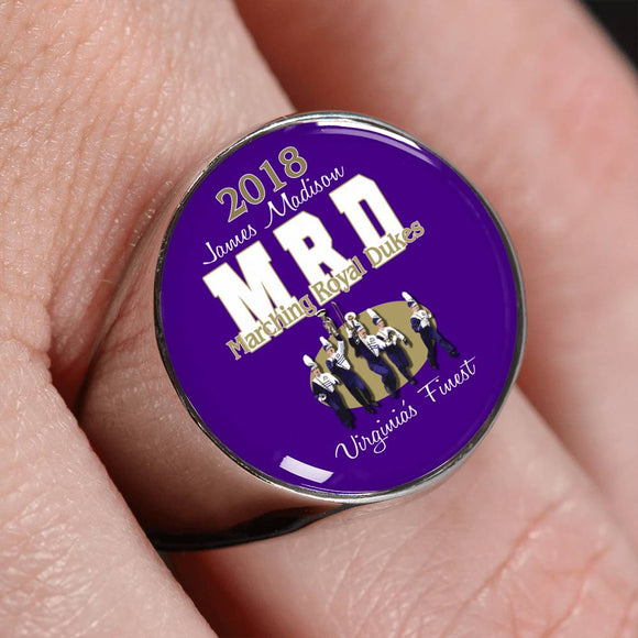 MRD Commemorative Member's Ring (Dated 2018)