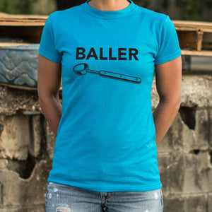 Ladies Baller T-Shirt
