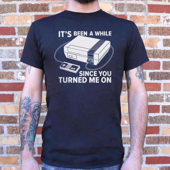 Mens It's Been A While T-Shirt