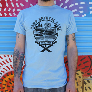Mens Camp Crystal Lake T-Shirt