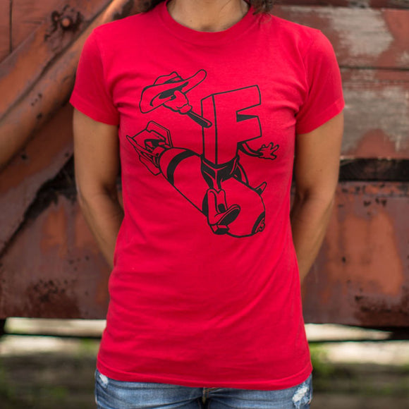 Ladies F-Bomb T-Shirt