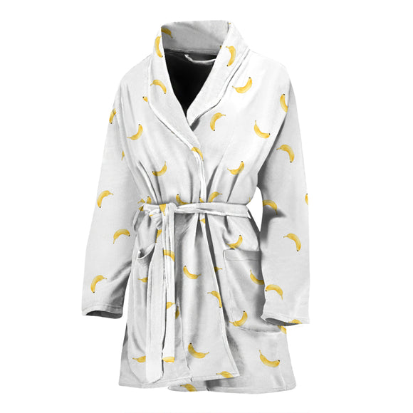 Banana WOMEN'S BATHROBE