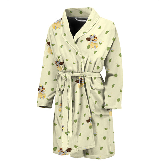 Hula Koala MEN'S BATHROBE
