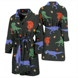 T-Rex MEN'S ROBE
