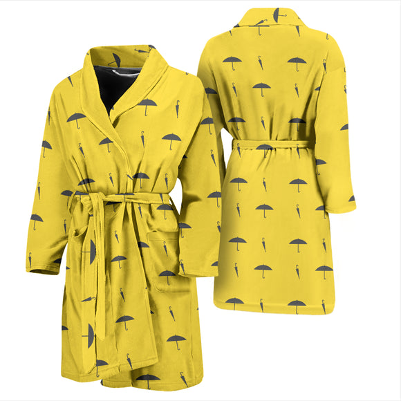 Umbrella MEN'S BATHROBE