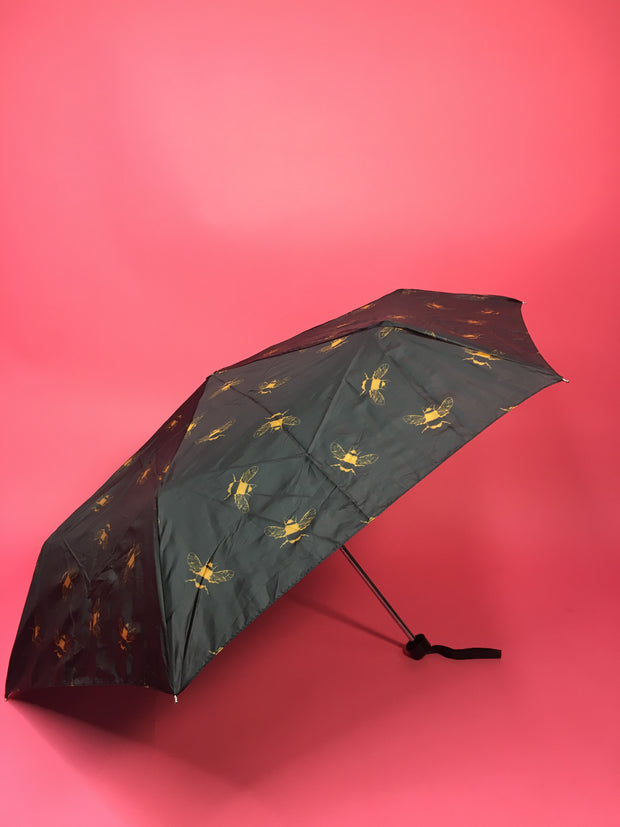 Bee print umbrella
