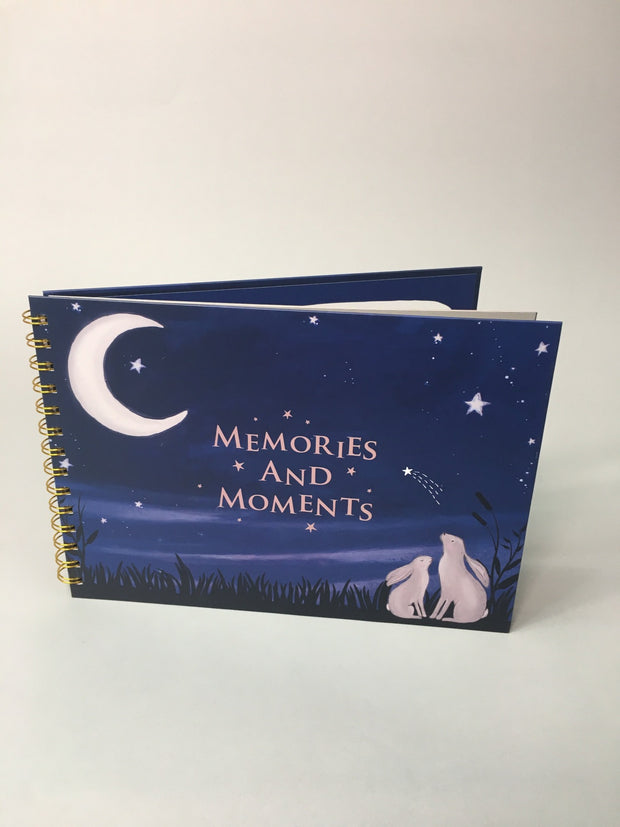 Memories & moments book