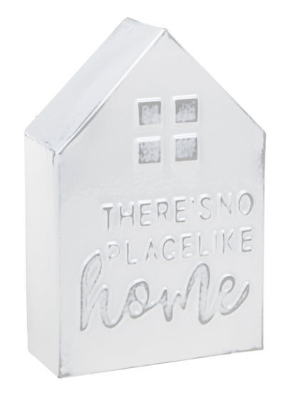Home Metal House Plaque