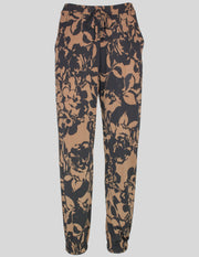 MITZY Stamp Floral Jersey Jogger