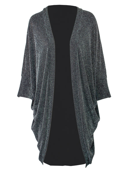 Drape Sparkle Jacket