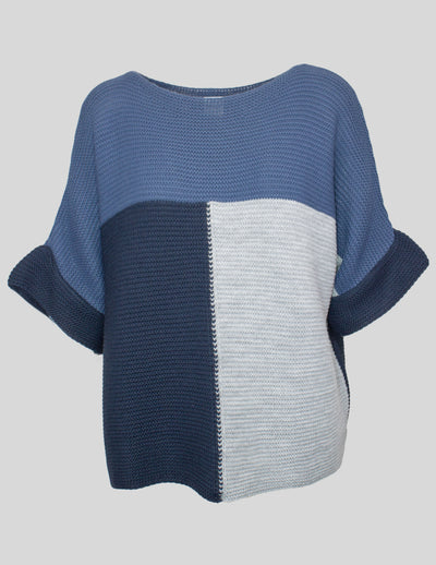 MITZY Block Colour Jumper