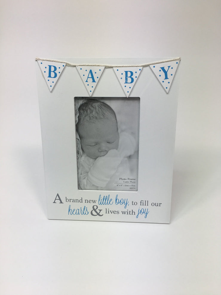 Baby bunting frame
