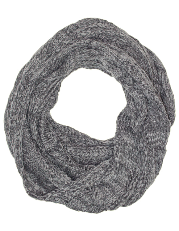 Chunky Knitted Snood