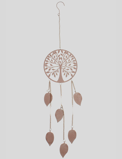 Rust Tree Wind Chime