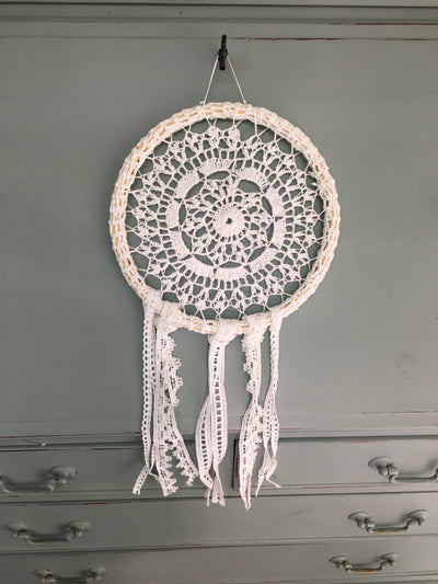 Lace Detail Dreamcatcher