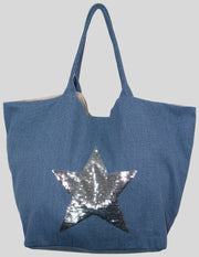 MITZY Sequin Star Bag
