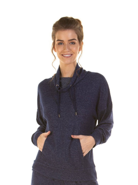 Long Sleeve Soft Touch Lounge Top