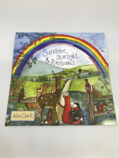 Sunshine, starlight & rainbows Calendar 2021