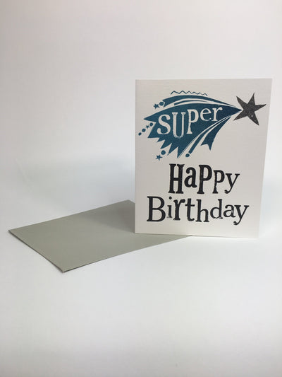 Super Happy Birthday Card