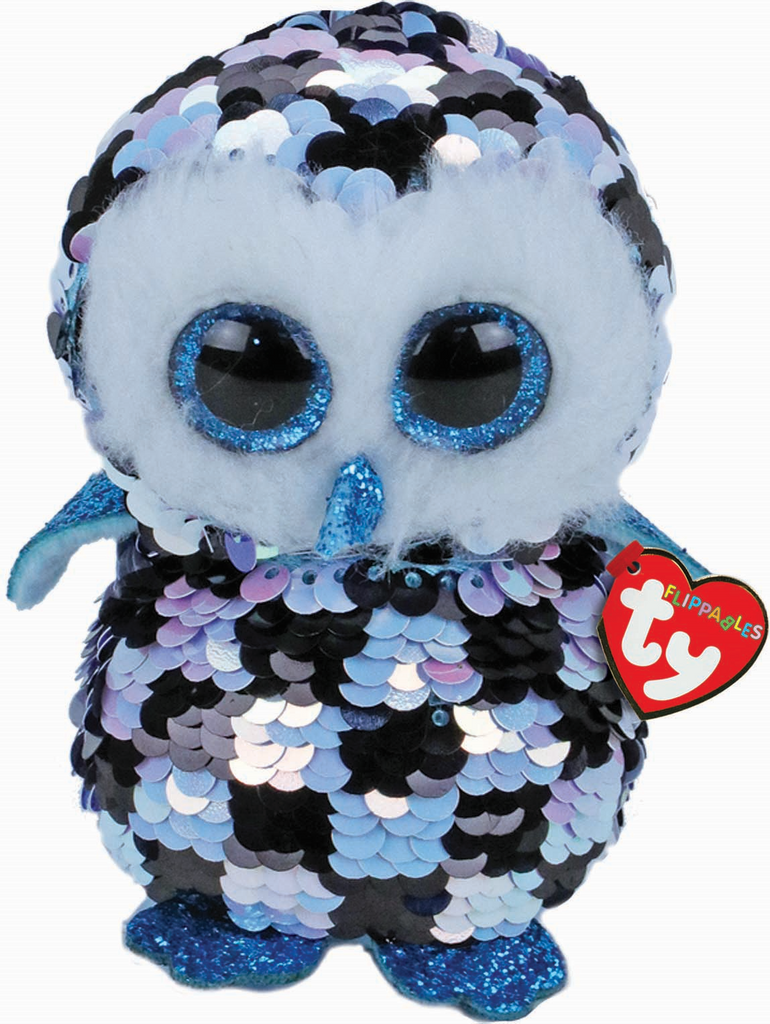"TY 6"" Flippable Owl Topper"