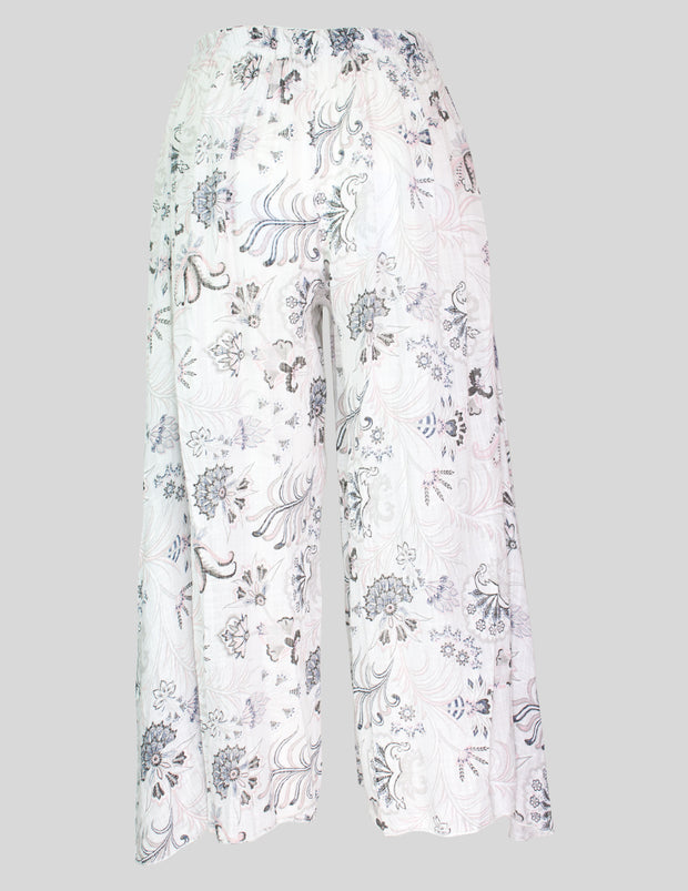 MITZY Tulip Printed Trouser