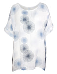 Dandelion Circle Print Top
