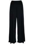 Wide Leg Trouser With Pleat Detail