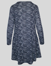 MITZY Cable Pocket Tunic