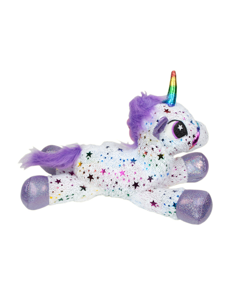 Sparkle Star Unicorn Soft Toy