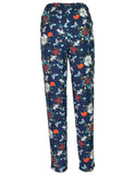 MITZY Bright Floral Tapered Trouser