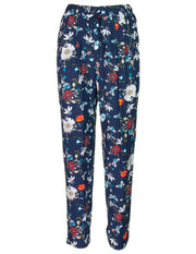 Bright Floral Tapered Trouser