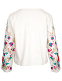 MITZY Multi Embroidered Jacket