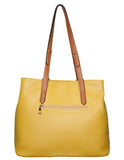 MITZY Pocket Front Tote Bag