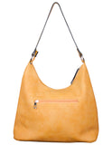 MITZY Pocket Front Shoulder Bag