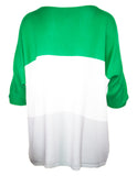 MITZY Colour Block Jumper