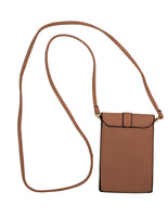 Phone Holder Buckle Detail Bag
