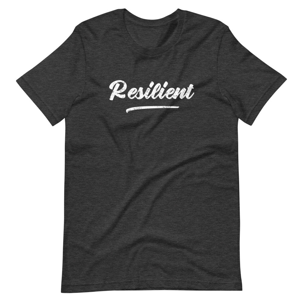 Resilient T-Shirt Dark Grey